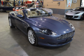 2007 Aston Martin DB9 Volante:24 car images available