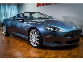 2006 Aston Martin DB9 Volante:10 car images available