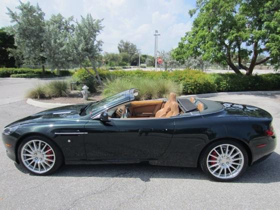 2006 Aston Martin DB9 Volante:22 car images available