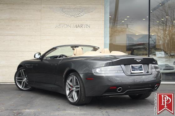 2015 Aston Martin DB9 Volante