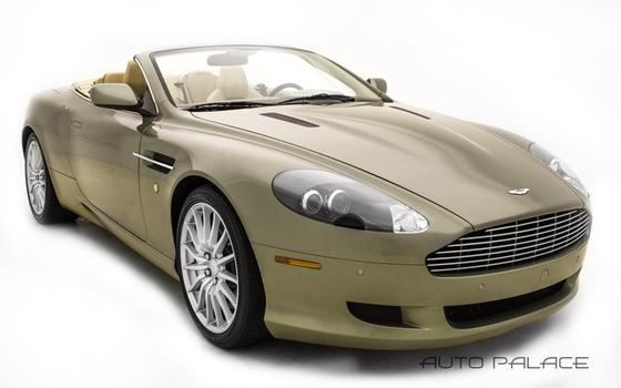 2007 Aston Martin DB9 Volante:9 car images available