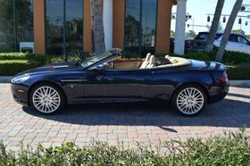 2009 Aston Martin DB9 Volante:24 car images available