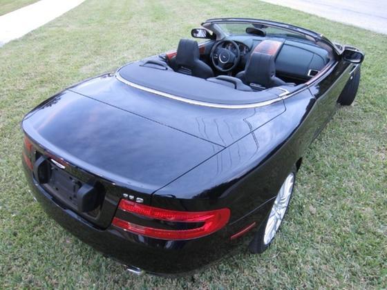 2007 Aston Martin DB9 Volante