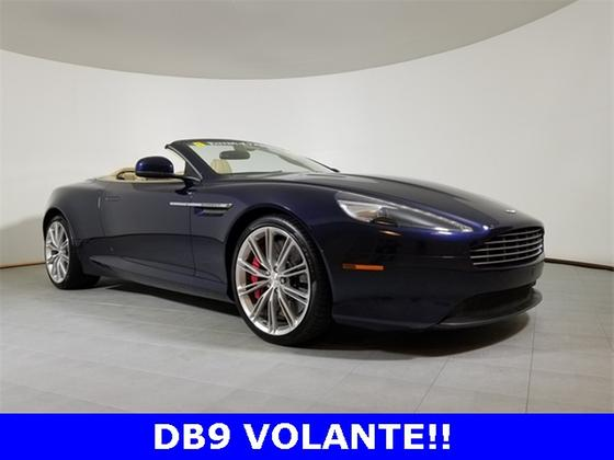 2015 Aston Martin DB9 Volante:24 car images available