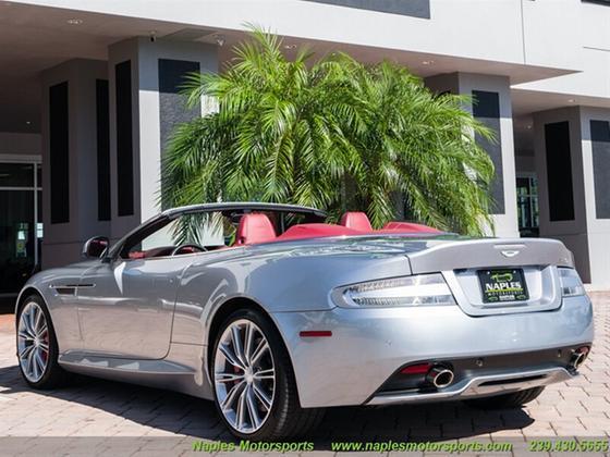 2013 Aston Martin DB9 Volante