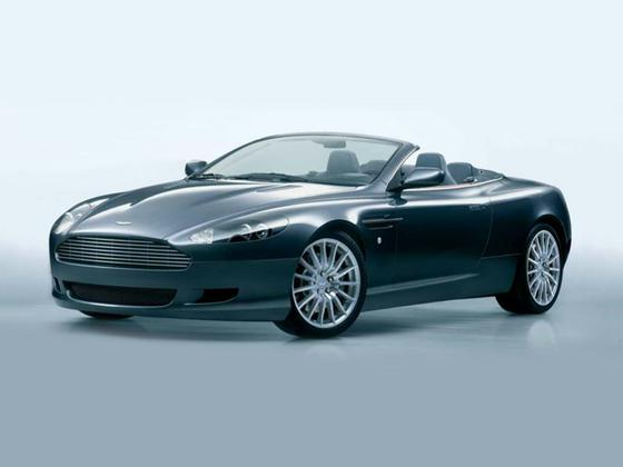 2006 Aston Martin DB9 Volante : Car has generic photo