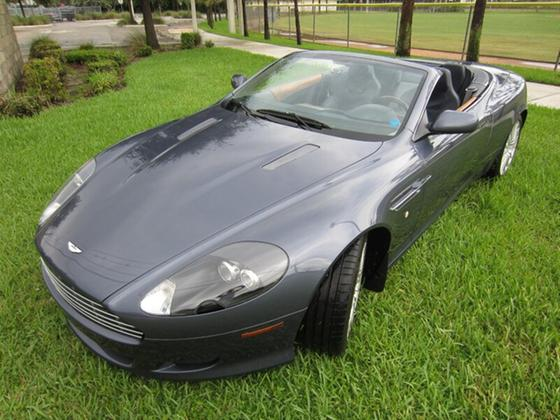 2006 Aston Martin DB9 Volante:24 car images available