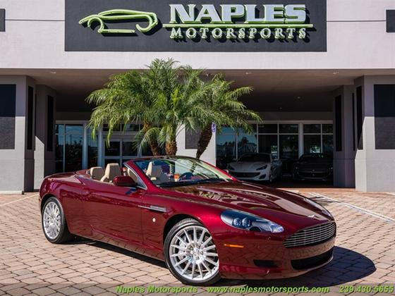 2007 Aston Martin DB9 Volante:24 car images available