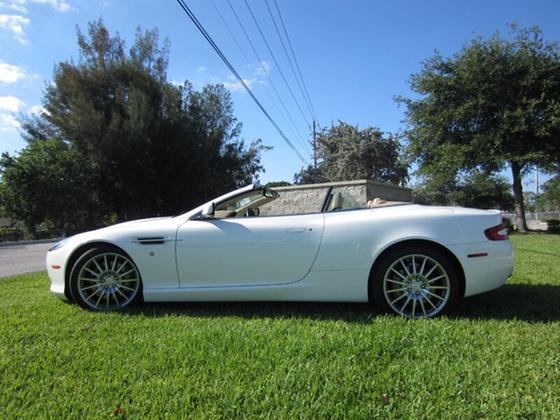 2008 Aston Martin DB9 Volante:24 car images available