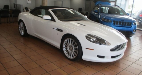 2008 Aston Martin DB9 Volante:6 car images available