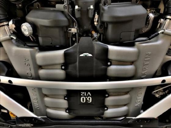 2008 Aston Martin DB9 Volante
