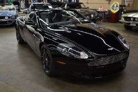 2006 Aston Martin DB9 Volante:12 car images available