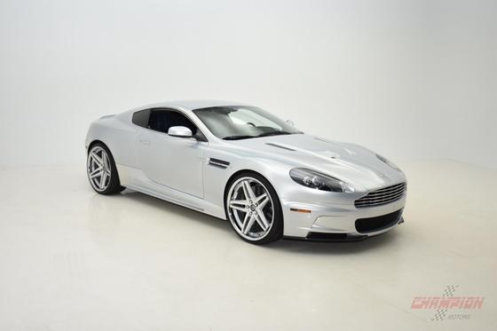 2009 Aston Martin DBS :24 car images available