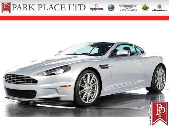 2010 Aston Martin DBS  : Car has generic photo