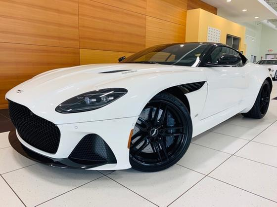 2019 Aston Martin DBS :24 car images available