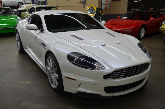 2009 Aston Martin DBS :12 car images available