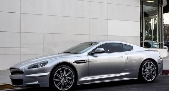 2011 Aston Martin DBS Coupe:7 car images available