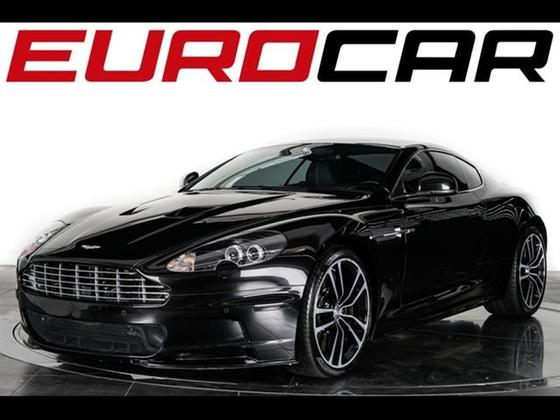 2012 Aston Martin DBS Coupe:24 car images available