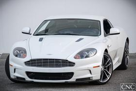 2010 Aston Martin DBS Coupe:24 car images available