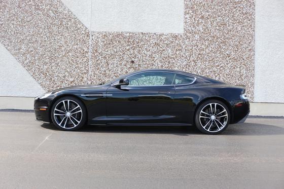 2011 Aston Martin DBS Coupe