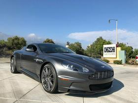 2009 Aston Martin DBS Coupe:7 car images available