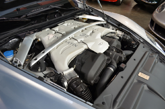 2009 Aston Martin DBS Coupe