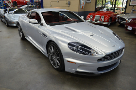 2009 Aston Martin DBS Coupe:12 car images available