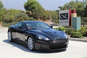 2009 Aston Martin DBS Coupe:24 car images available