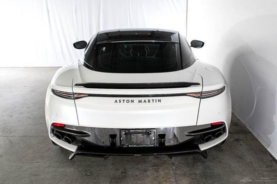 2019 Aston Martin DBS Superleggera