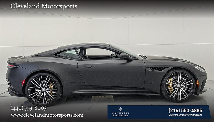 2021 Aston Martin DBS Superleggera:24 car images available