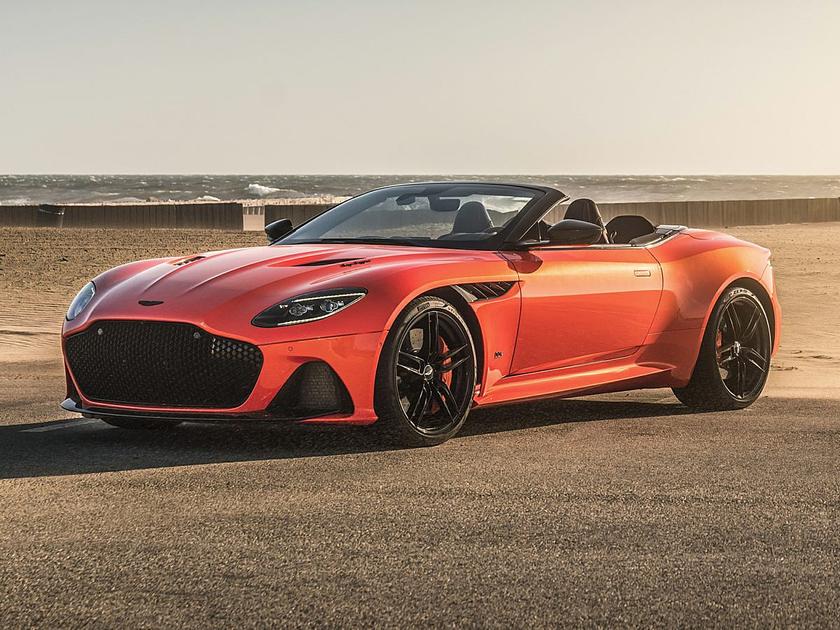 2020 Aston Martin DBS Superleggera : Car has generic photo