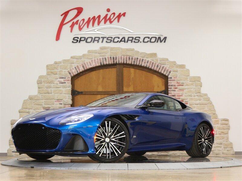 2020 Aston Martin DBS Superleggera:24 car images available