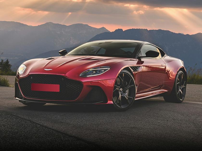 2019 Aston Martin DBS Superleggera : Car has generic photo