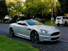 2012 Aston Martin DBS Volante:9 car images available