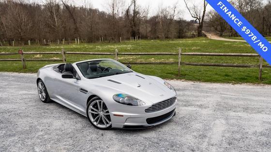 2010 Aston Martin DBS Volante:14 car images available