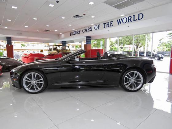 2010 Aston Martin DBS Volante:24 car images available