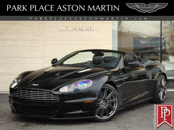 2010 Aston Martin DBS Volante:24 car images available