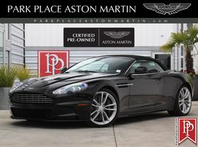 2010 Aston Martin DBS Volante:11 car images available