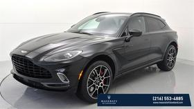 2021 Aston Martin DBX :24 car images available