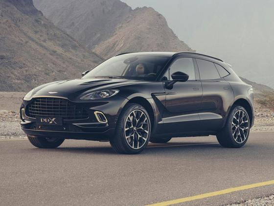 2021 Aston Martin DBX  : Car has generic photo
