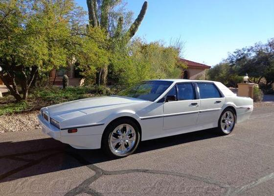 1983 Aston Martin Lagonda :8 car images available