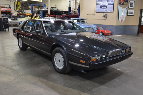1986 Aston Martin Lagonda Series 3:24 car images available