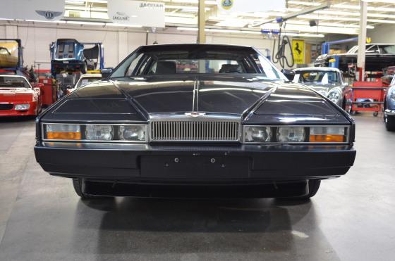 1986 Aston Martin Lagonda Series 3
