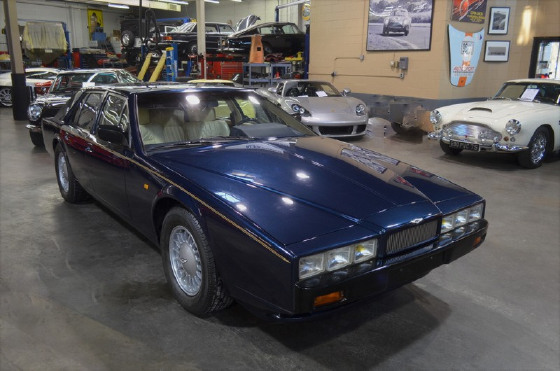 1989 Aston Martin Lagonda Series 4:24 car images available