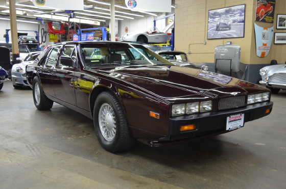 1988 Aston Martin Lagonda Series 4:12 car images available