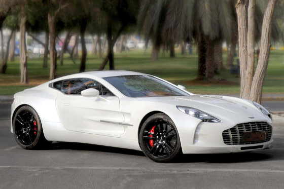 2011 Aston Martin One-77 :6 car images available