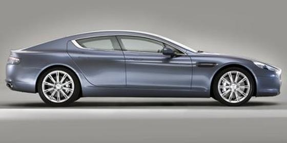 2011 Aston Martin Rapide  : Car has generic photo