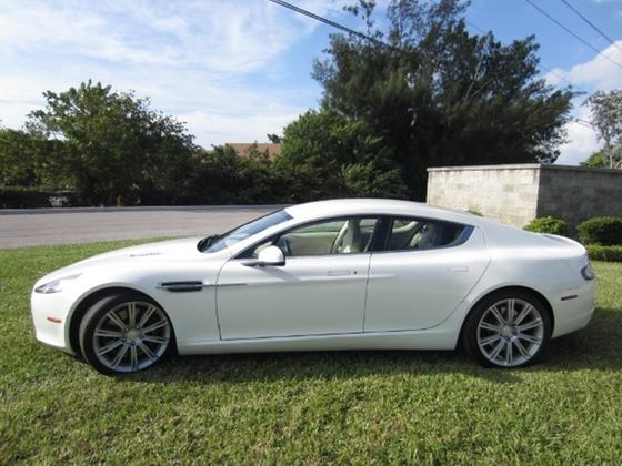 2011 Aston Martin Rapide :19 car images available
