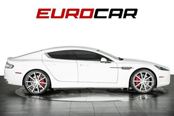 2011 Aston Martin Rapide