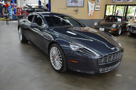 2010 Aston Martin Rapide :12 car images available